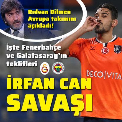 İrfan Can savaşı!