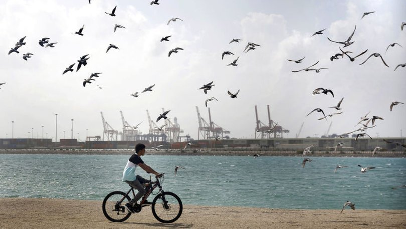SON DAKİKA! Reuters: Suudi Arabistan'da şiddetli patlama! Füze olabilir