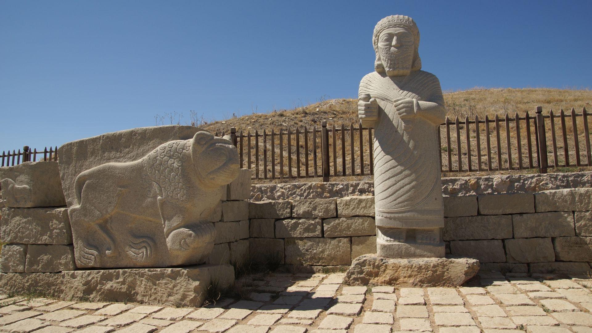 Kültürel ve doğal miraslarımız IX (Arslantepe Höyüğü)