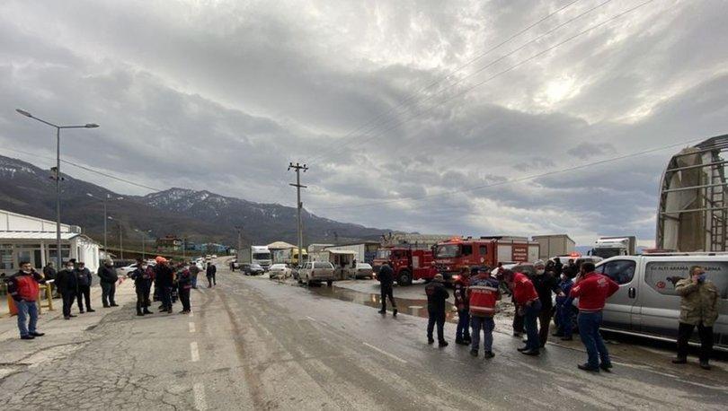 Eskişehir son dakika: Eskişehir'deki patlama sesinin nedeni belli oldu!