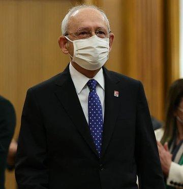 Kılıçdaroğlu üç milletvekili ile görüştü