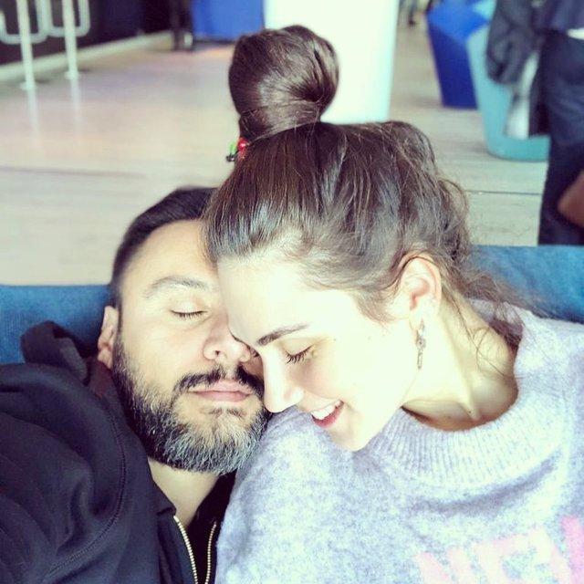 """""""ŞÜKÜRLER OLSUN!"""" Buse Varol ile Alişan'dan SON DAKİKA aşk pozu"""