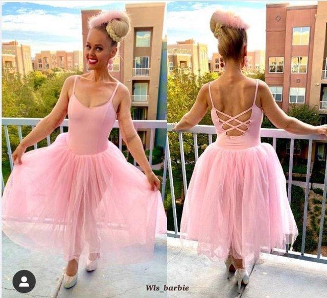 HAYRETE DÜŞÜREN DEĞİŞİM! ABD'li sosyal medya fenomeni barbie bebeğe benzemek için 90 kilo verdi - Haberler