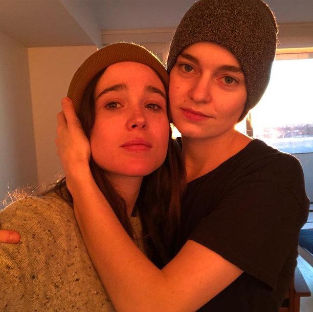 Elliot Page ile Emma Portner boşanıyor! Cinsiyet değiştirdi, boşanma davası açtı - Magazin haberleri