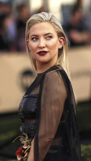 Kate Hudson: Saçımı süpürge ediyorum - Magazin haberleri
