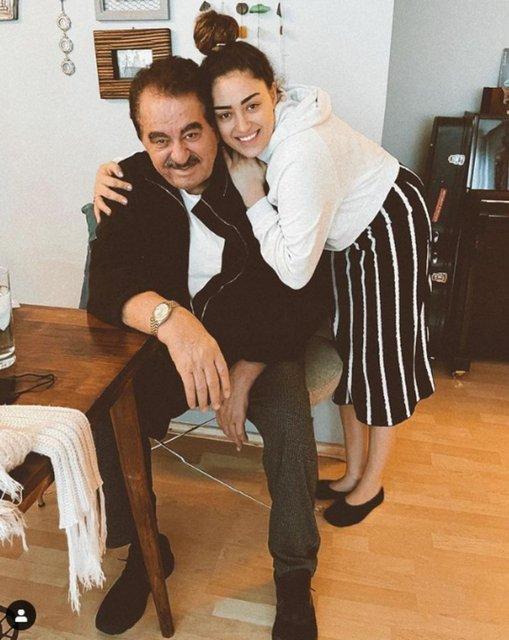 SON DAKİKA! İbrahim Tatlıses kızı Dilan Çıtak ile barıştı - Magazin haberleri