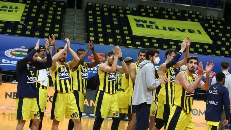 Fenerbahçe Beko: 82 - Maccabi Playtika: 75 | MAÇ SONUCU