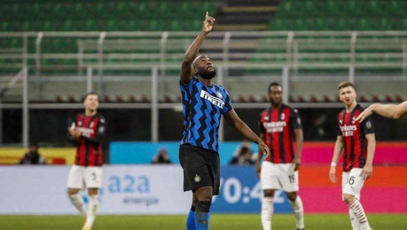Milano derbisinde Inter zaferi! 90+7'de gelen gol turu getirdi