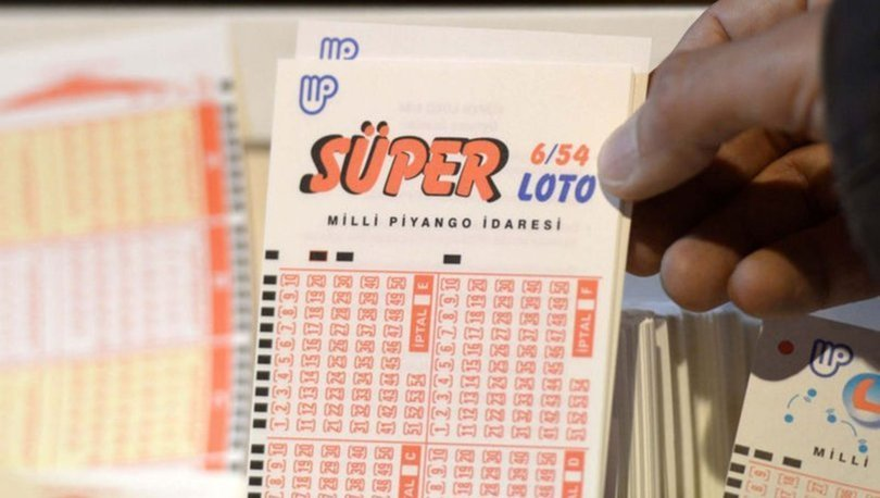 26 Ocak Süper Loto sonuçları 2021 - Milli Piyango Süper Loto çekilişi sonuç sorgula
