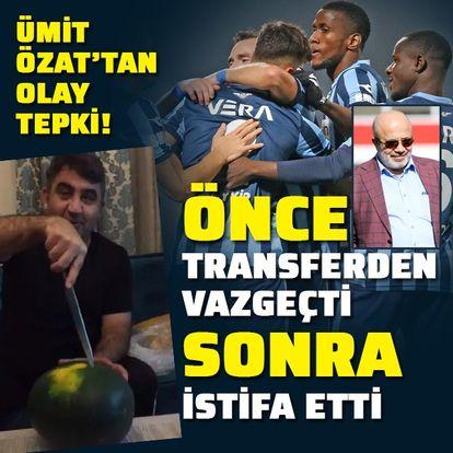 Adana Demirspor'da olaylı gece!