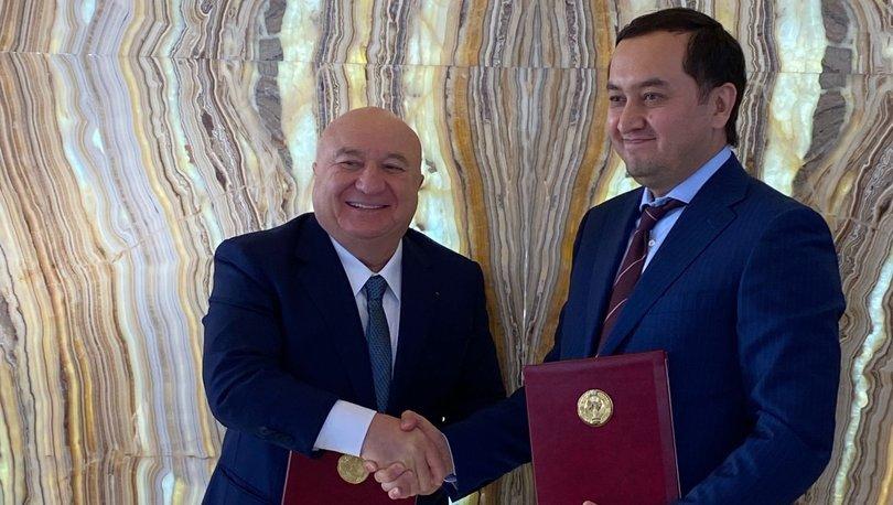 TAV'dan Özbekistan havalimanları için iş birliği