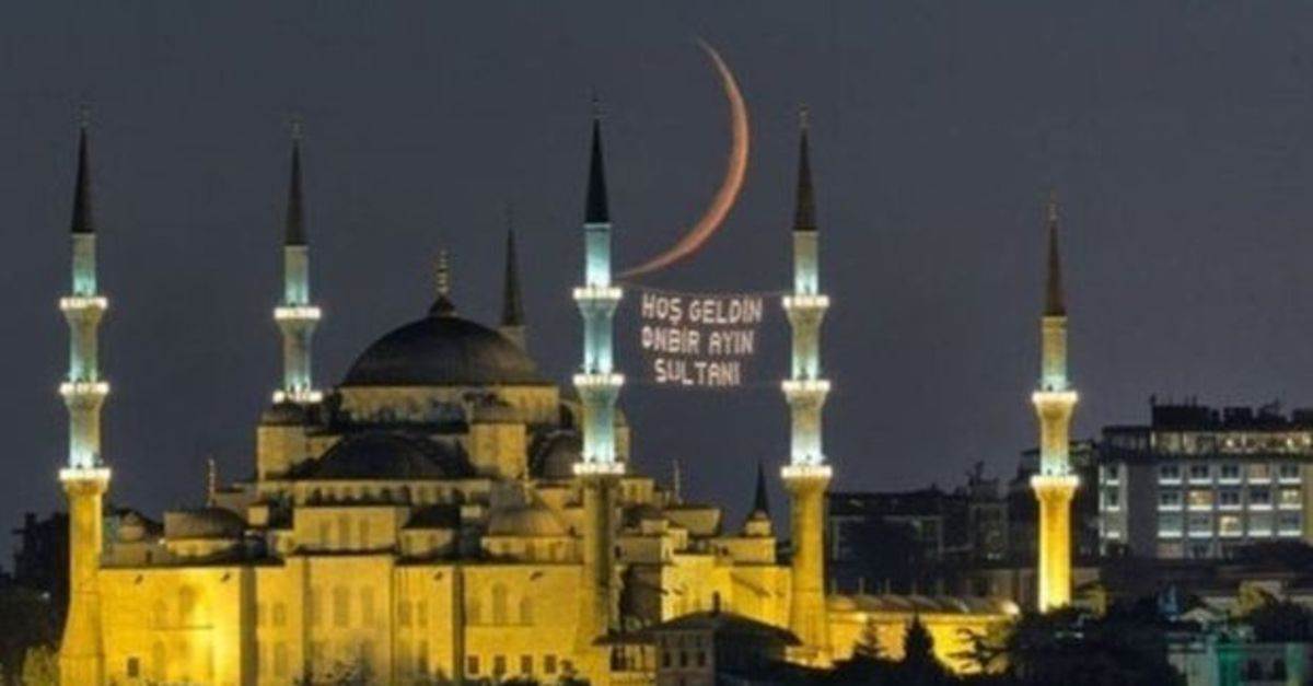 Bayram Ne Zaman 2021 Ramazan Bayrami Tarihi Diyanet Takvimi Gundem Haberleri