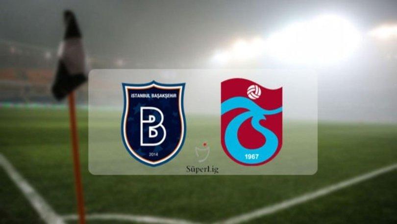 Başakşehir Trabzonspor maçı hangi kanalda şifresiz CANLI yayınlanacak? (ASpor yayın akışı) Süper Kupa maçı...