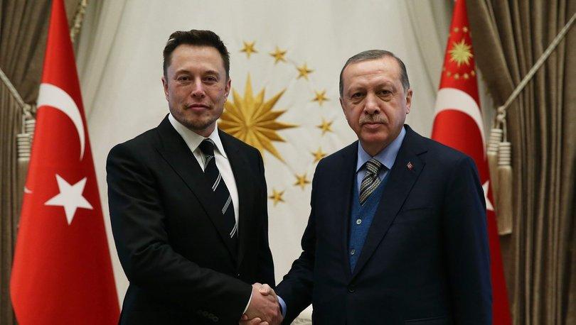 SON DAKİKA: Cumhurbaşkanı Erdoğan Elon Musk ile görüştü! - Haberler