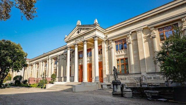 Türkiye'de müze başına 130.746 kişi