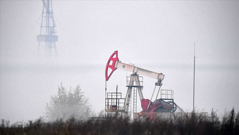 Brent petrolün varili 55,12 dolar