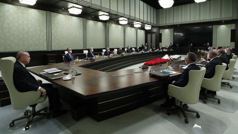 Son dakika: Milli Güvenlik Kurulu toplandı - Haberler