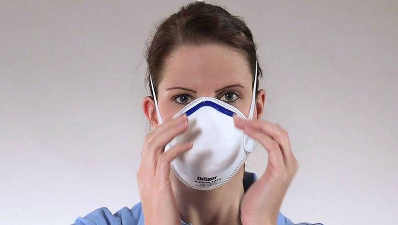 Almanya'da 50 milyon FFP2 tipi maske ücretsiz olarak dağıtılacak