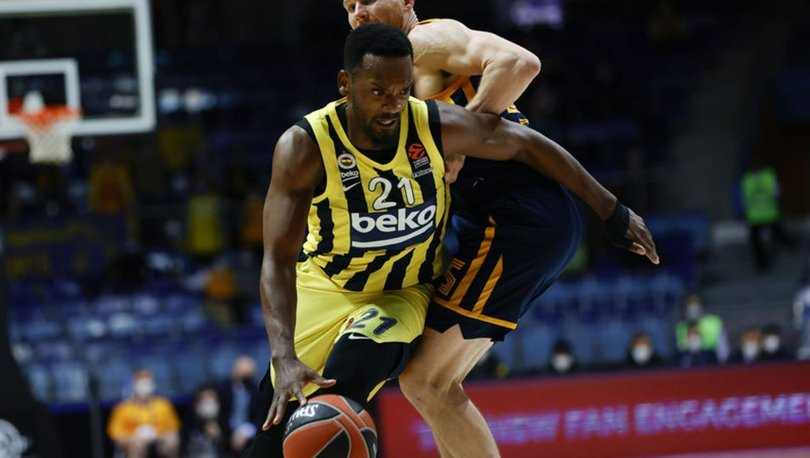 Khimki: 76 - Fenerbahçe Beko: 107