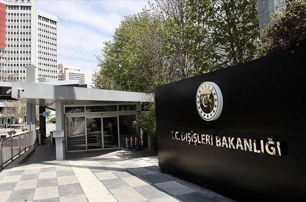 Türkiye'den 'Astana' açıklaması