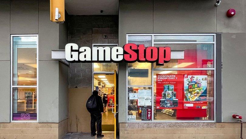 GAMESHOP ÇAKILDI| Son dakika: GameStop hisselerinde çok sert dalgalanma!