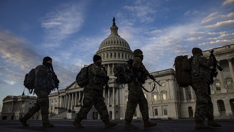 ABD İç Güvenlik Bakanlığı'ndan uyarı: Kongre saldırısı sonrası 'iç terör' tehdidi arttı