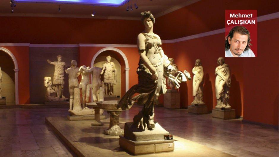 Türkiye'nin müze karnesi