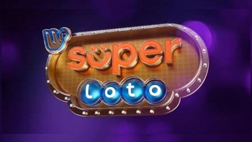 SON DAKİKA Süper Loto sonuçları AÇIKLANDI 28 Ocak 2021 - Süper Loto çekiliş sonucu sorgula!