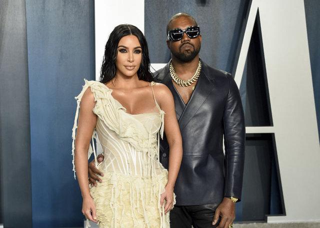 Kim Kardashian ile Kanye West'in serveti nasıl paylaşılacak? - Magazin haberleri
