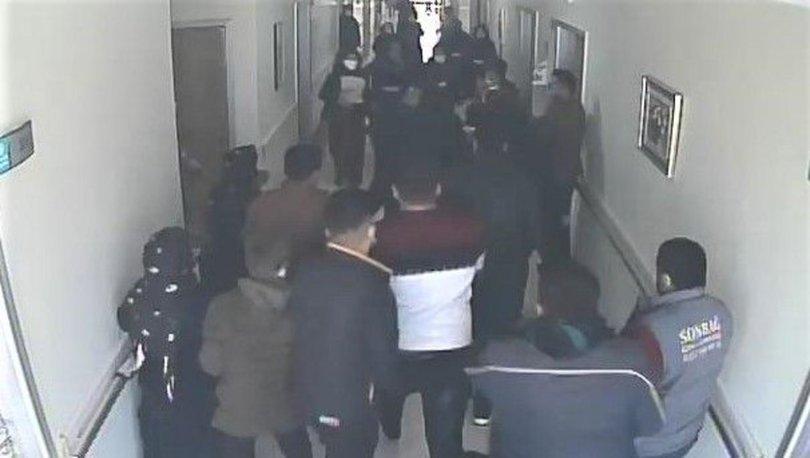 YİNE ŞİDEET! Son dakika: Hastanede korona uyarısına feci dayak!