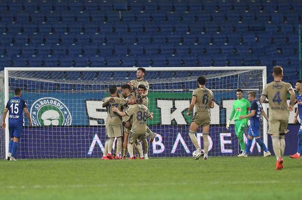 Fenerbahçe'nin konuğu Çaykur Rizespor