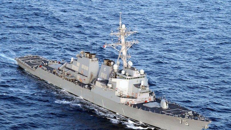 GERİLİM! Son dakika: ABD gemileri Karadeniz'de! Rusya, süpersonik füzleri...