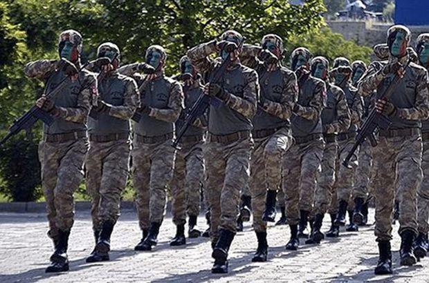 Jandarma sözleşmeli uzman erbaş alınacak!