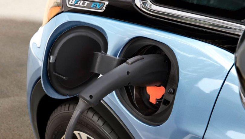 GM elektrikli araçlara 27 milyar dolar harcayacak