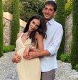 İlk kez annelik heyecanı yaşayan şarkıcı Cemre Kemer, eşi Emir Medina