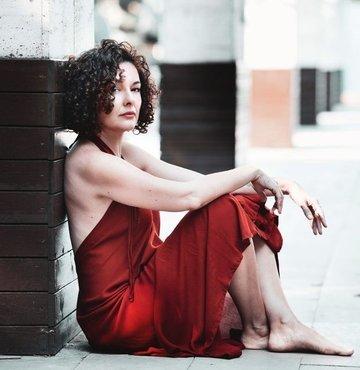 Caz müzisyeni Ceyda Özbaşarel, ilk albüm çalışması