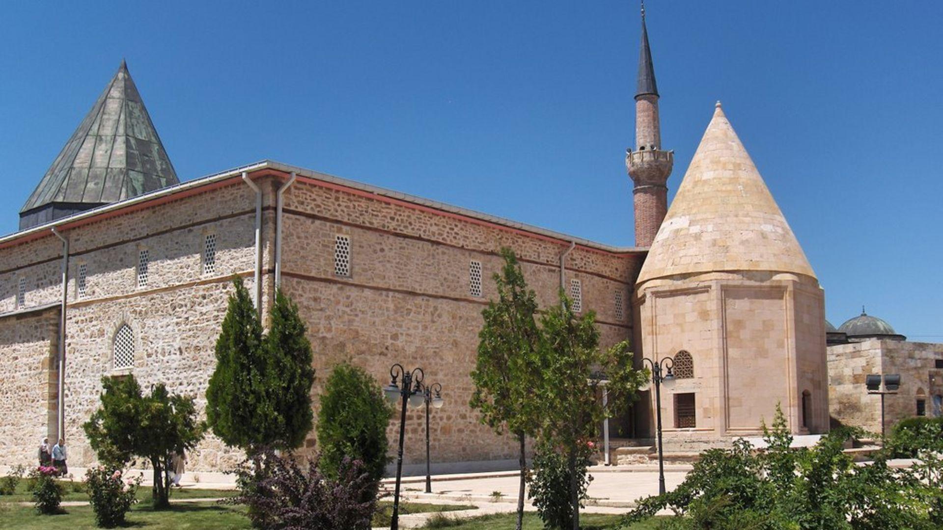 Kültürel ve doğal miraslarımız XII (Eşrefoğlu Camii )