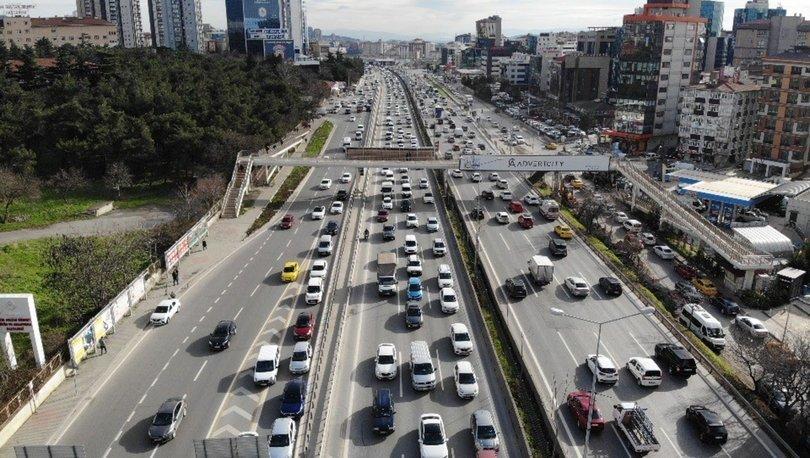 SON DAKİKA YOL DURUMU: İstanbul'da trafik erken saatlerde başladı! - Haberler