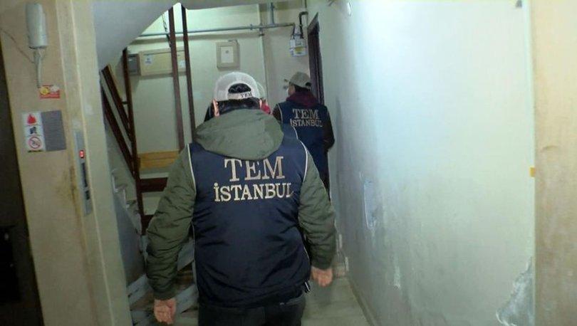 İstanbul merkezli FETÖ operasyonunda gözaltına alınan 4 şüpheli tutuklandı
