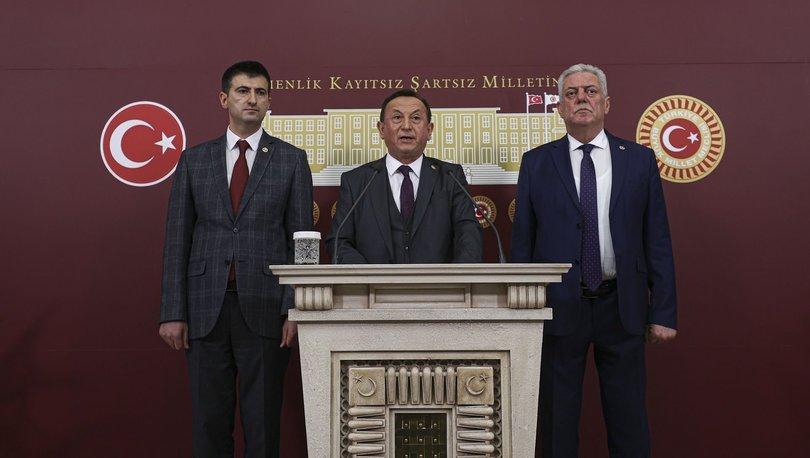 İSTİFA| Son dakika: CHP'den üç milletvekili istifa etti