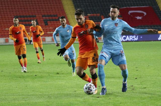 """Son dakika Gaziantep FK - Galatasaray maçı yorumları: """"Onyekuru ne iş anlamadım"""""""
