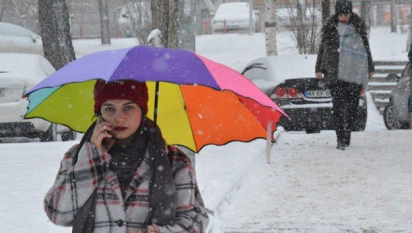 DİKKAT| Doğuda kar, batıda yağmur! 30 Ocak HAVA DURUMU - İstanbul