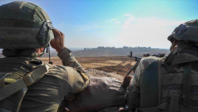 Son dakika haberi 3 PKK/YPG'li terörist etkisiz hale getirildi