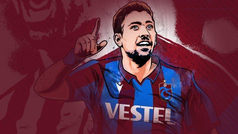 Son dakika transfer haberi: Bakasetas resmen Trabzospor'da