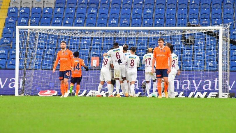 Başakşehir, tarihinde ilk kez 5 gol yedi