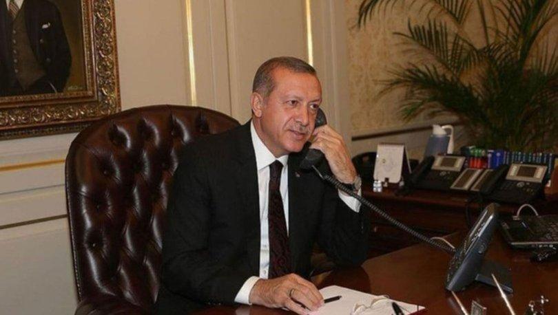 Cumhurbaşkanı Erdoğan'dan iki kritik görüşme