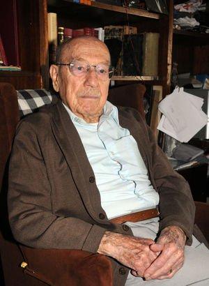 Kültür çınarı 104 yaşında vefat etti