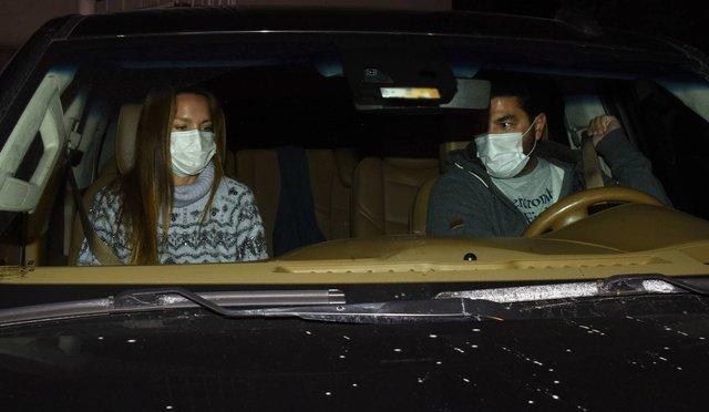 Ebru Şallı: Eşimle birlikte cilt bakımı yaptırdık - Magazin haberleri