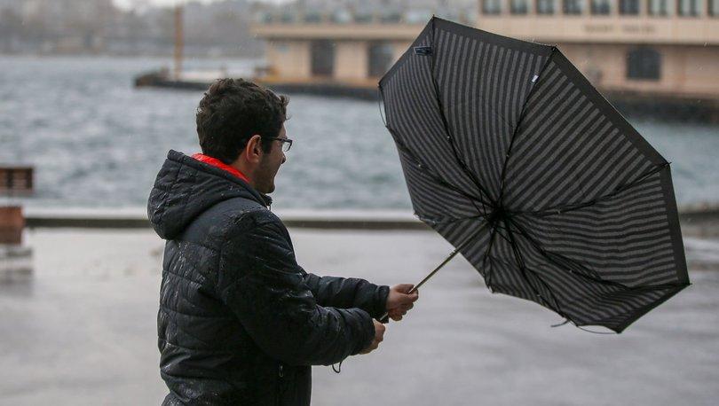 Son dakika haberi: İstanbul için fırtına uyarısı! - Haberler