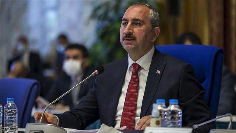 Son dakika... Adalet Bakanı Gül'den HSK'ye inceleme izni